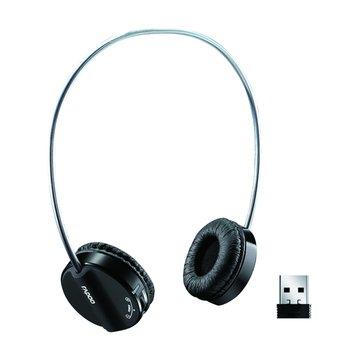 rapoo 雷柏 H3050(黑)2.4G無線耳機麥克風(福利品出清)