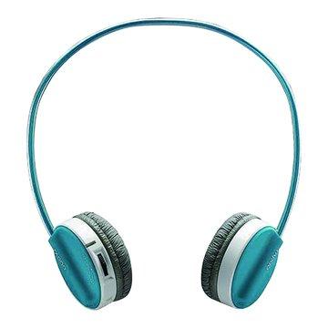 rapoo 雷柏 H3050(藍)2.4G無線耳機麥克風(福利品出清)