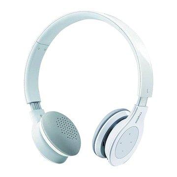 rapoo 雷柏 H8020(白)2.4G無線耳機麥克風(福利品出清)