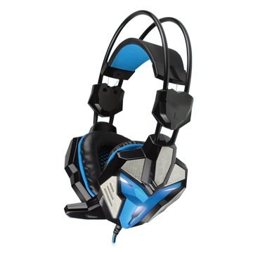 FOXXRAY FXR-BAL-05(藍)炫光響狐電競耳麥(福利品出清)