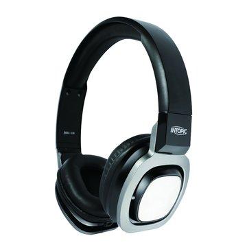 INTOPIC 廣鼎JAZZ-539 (黑)頭戴式耳機麥克風