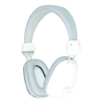 INTOPIC 廣鼎JAZZ-386(白)頭戴式耳機麥克風(福利品出清)