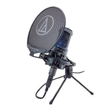 audio-technica AT2020USBi專業型麥克風(新品包裝毀損)