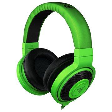 RaZER 北海巨妖(綠)頭戴式耳機(福利品出清)
