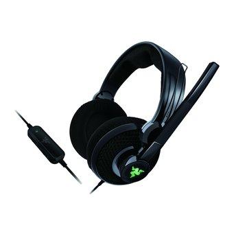 RaZER Carcharias(Xbox)噬人鯊頭戴式耳麥(福利品出清)