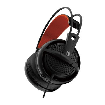 steelseries Siberia200(黑)電競耳麥