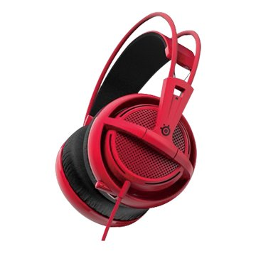 steelseries Siberia200(紅)電競耳麥