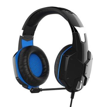 KWORLD K3000(黑藍)玩家電競耳麥