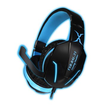FOXXRAY FXR-BAL-31 (黑)夜視響狐電競耳機麥克風
