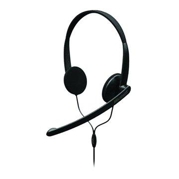 Microsoft 微軟 LX-1000(黑)耳機麥克風(福利品出清)