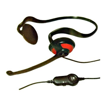 Logitech 羅技 靚音後戴式耳機麥克風(H230)(福利品出清)