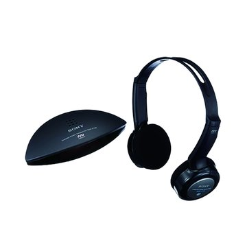 SONY 新力牌 IF140K紅外線無線頭戴式耳機 (福利品出清)