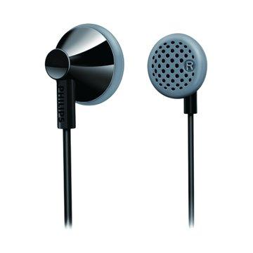 PHILIPS 飛利浦 SHE2000/10(黑)耳塞式耳機(福利品出清)