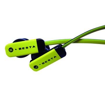 BESTA 無敵 EP-026B耳道式雙色線耳機(福利品出清)