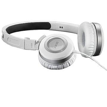 AKG K430(白)Mini耳罩式耳機(福利品出清)