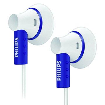 PHILIPS 飛利浦 SHE3000(紫)耳塞式耳機(福利品出清)