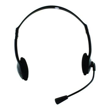 INTOPIC 廣鼎SR-MK02頭戴式耳機麥克風