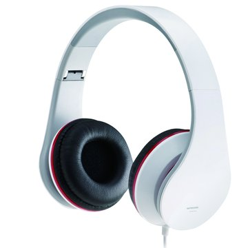 E-books G3(白)摺疊高音質全罩耳機(福利品出清)