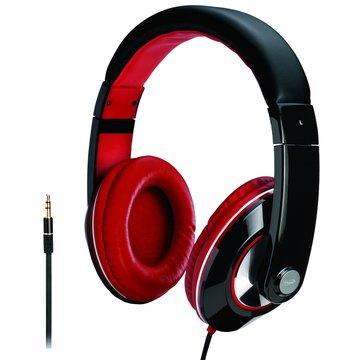 E-books G4(黑)魔幻美聲高音質全罩耳機(福利品出清)