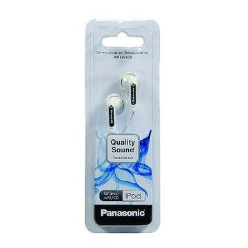 Panasonic  國際牌HV154-W(白)耳塞式耳機