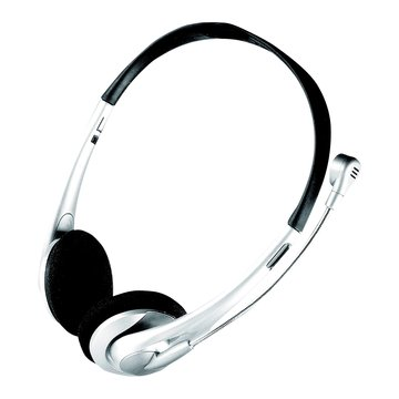 KINYO 金葉 EM-100 頭戴式耳機麥克風(福利品出清)