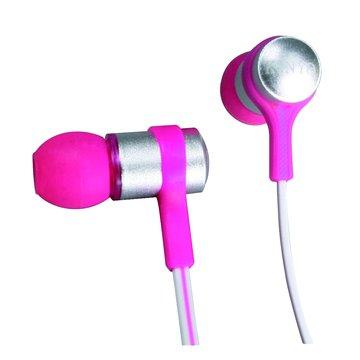 KINYO 金葉EMP-70R(粉紅)繽紛時尚立體聲耳機