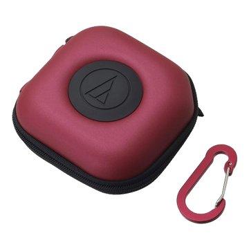 audio-technica 鐵三角 HPP300 RD(紅)耳機攜存盒