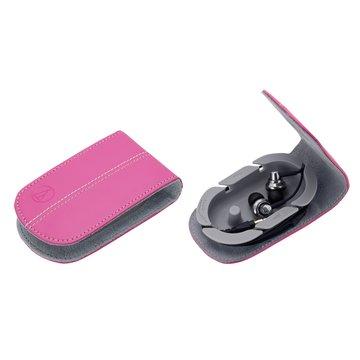 audio-technica HPP33(粉紅)耳塞式耳機攜帶收納盒