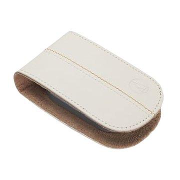 audio-technica 鐵三角HPP33(白)耳塞式耳機攜帶收納盒(福利品出清)