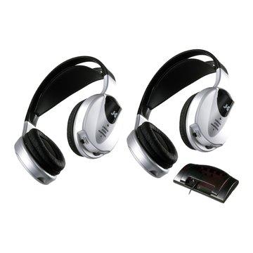 JS 淇譽 紅外線無線耳機(1對2)(福利品出清)