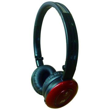 JS 淇譽 HMH038RW(紅)藍芽頭戴式耳機(福利品出清)