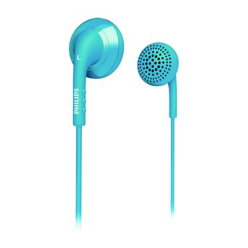 PHILIPS 飛利浦 SHE2670BL(藍)耳塞式耳機(福利品出清)