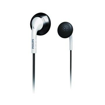 PHILIPS 飛利浦 SHE2670BW(黑白)耳塞式耳機(福利品出清)