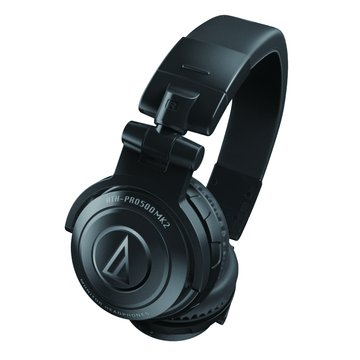 audio-technica 鐵三角PRO500MK2(黑)DJ專業耳機