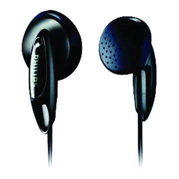 PHILIPS 飛利浦 SHE1360(黑)耳塞式耳機(福利品出清)