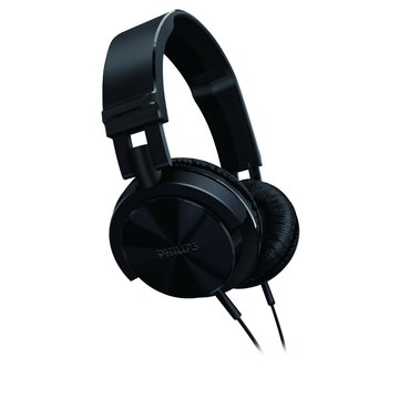 PHILIPS 飛利浦 SHL3000(黑)頭戴式耳機(福利品出清)