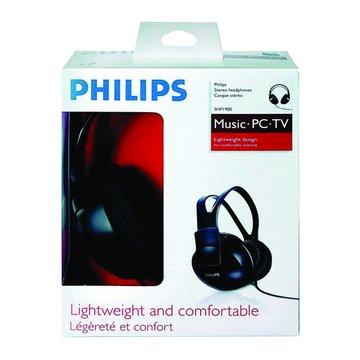 PHILIPS 飛利浦 SHP1900頭戴式耳機(福利品出清)