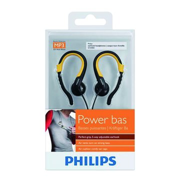 PHILIPS 飛利浦 SHS4800耳掛式耳機(福利品出清)
