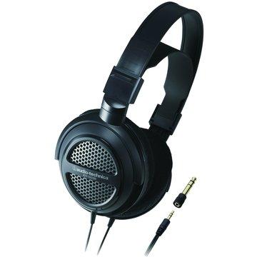 audio-technica 鐵三角 TAD300(黑)頭戴式耳機(福利品出清)