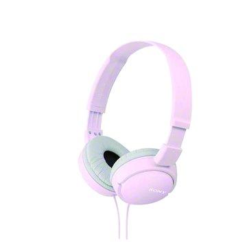 SONY 新力牌MDR-ZX110(粉)多彩耳罩式耳機