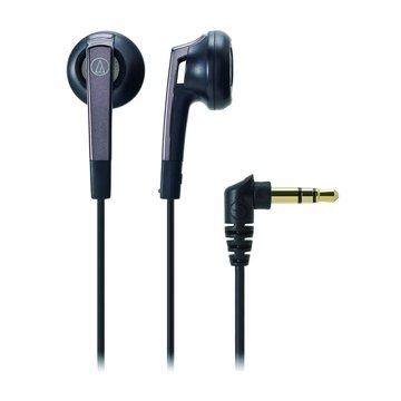 audio-technica 鐵三角C505 BK(黑)耳塞式耳機