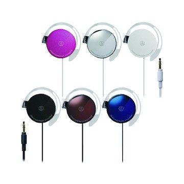 audio-technica 鐵三角EQ300M BK(黑)耳掛式耳機