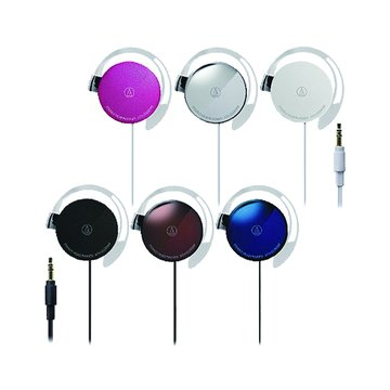 audio-technica EQ300M PK(粉紅)耳掛式耳機