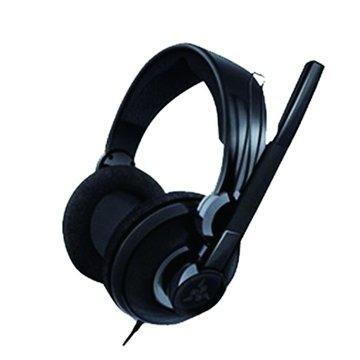 RaZER 噬人鯊頭戴式耳機麥克風(福利品出清)