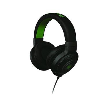 RaZER Kraken北海巨妖(黑)頭戴式耳機(福利品出清)