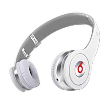 Beats Solo(白)頭戴式耳機(福利品出清)