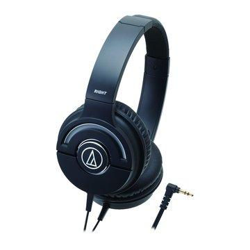 audio-technica 鐵三角WS55X BK(黑)攜帶頭戴式耳機(福利品出清)