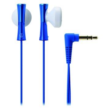audio-technica 鐵三角 J100 BL(藍)耳塞式耳機(福利品出清)