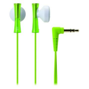 audio-technica 鐵三角 J100 LGR(淺綠)耳塞式耳機(福利品出清)