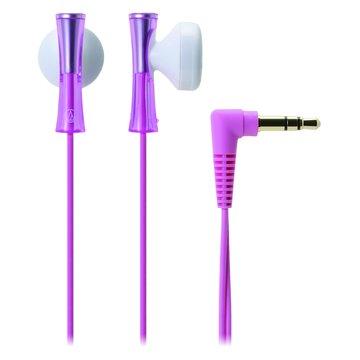 audio-technica 鐵三角 J100 LPK(淺粉紅)耳塞式耳機(福利品出清)